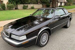 Weekly Treasure: 1991 Chrysler TC By Maserati