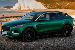 Lotus Lambda SUV Looks Ready To Turn Heads