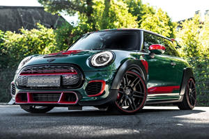 This 350-HP Mini Cooper JCW GP Is A True One-Off