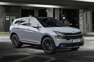 2022 Kia Sportage Is Going To Have Radical Styling