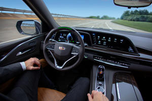 Cadillac's Super Cruise Ranked Higher Than Tesla's Autopilot