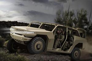 Kia Is Working On New Military Humvee