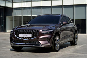 Presenting The First-Ever 2021 Genesis GV70