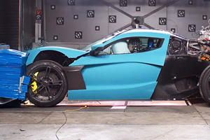 Watch Rimac Destroy Two C_Two Hypercars In Two Days