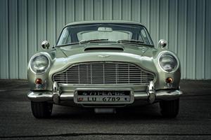 Aston Martin DB5 Replica Costs More Than A New Vantage