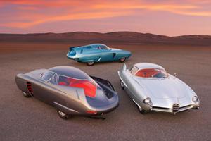 Legendary Alfa Romeo Concept Cars Sell For $14.8 Million