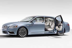 Don't Dig The Lincoln Continental's Grave Just Yet