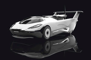 This Flying Car Looks Like A Koenigsegg Agera