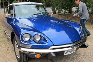 Cars that Defied the Norm: Citroen DS