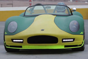 MotorTrend Lauds the Lucra LC470