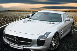 Mercedes-Benz SLS AMG by Vilner