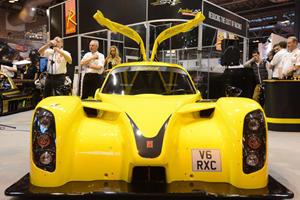Radical Reveals RXC at Autosport