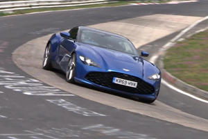 Aston Martin DBS GT Zagato Might Not Be So Limited After All