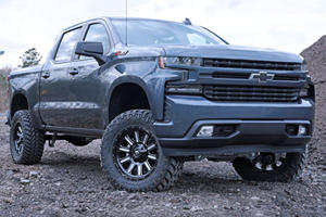 New Kit Lifts Chevy Silverado And GMC Sierra By Six Inches