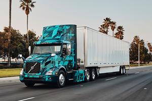 Volvo Preparing Huge Electric Truck Onslaught