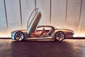 Bentley Going Fully Electric By 2030