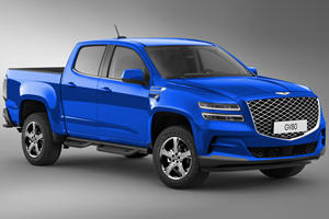 The Genesis Brand Should Totally Make A Pickup Truck