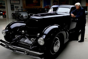 Jay Leno Owns The Most Expensive Duesenberg Ever Made