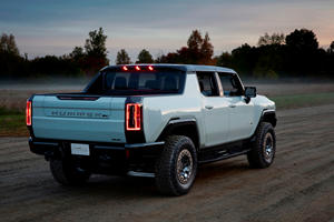 GMC Hummer EV Could Out-Drag All Other Trucks