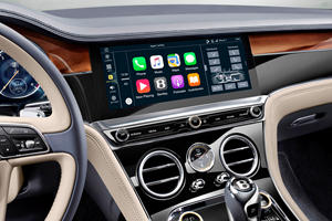 New Bentleys Are Now More Connected Than Ever