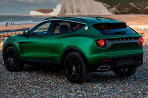 2022 Lotus Lambda Will Be A 750-HP All-Electric Tesla Killer