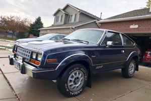Weekly Treasure: 1982 AMC Eagle SX/4