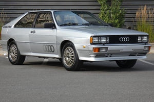 Own An 80's Legend With This Audi Quattro