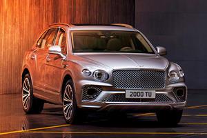 Bentley's UK Future Isn't Looking Very Good