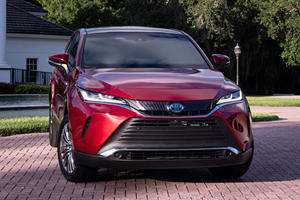 2021 Toyota Venza Pricing Makes Lexus NX Look Like A Bargain