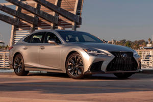Refreshed 2021 Lexus LS 500 Arrives Priced From $76,000