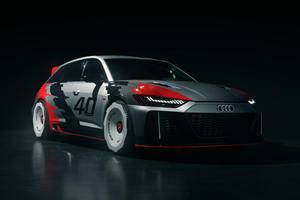 Audi RS6 GTO Concept Celebrates 40 Years Of Quattro