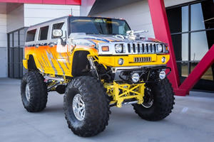 Some People Are Willing To Pay Money For This Hideous Hummer H2