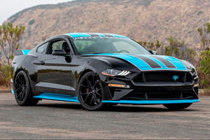 Warrior Edition Ford Mustang Is A 675-HP Military Special