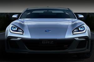 New Subaru BRZ Could Have Rear-Wheel Steering