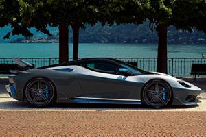 Pininfarina Battista Will Have World-First Connectivity Tech