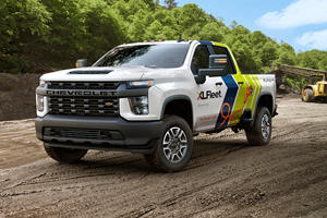 Chevy And GMC Quietly Introduce New Electrified Trucks