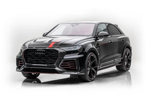 Mansory Transforms Audi RS Q8 Into 200-MPH Nightmare