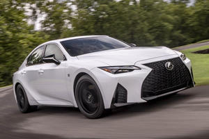 There's An Amazing 2021 Lexus IS Deal Right Now