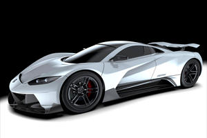 The Elation Freedom Is A 1,414-Horsepower Electric American Hypercar