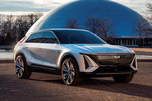 GM To Announce Cadillac Will Go All-Electric By 2025