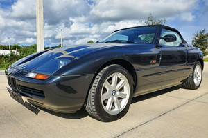 This Low-Mileage BMW Z1 Is A Quirky Time Capsule