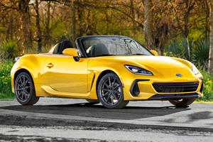This Is Why A Subaru BRZ Convertible Would Be Epic