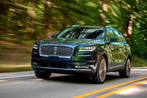 2021 Lincoln Nautilus Arrives Rocking A Stunning New Interior