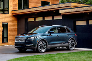You Can't Buy A Lincoln Nautilus Hybrid Even If You Want One