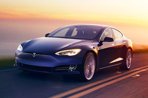 Tesla's Rivalry With Lucid Heats Up