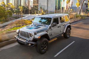 Jeep Wrangler 4xe Hybrid
