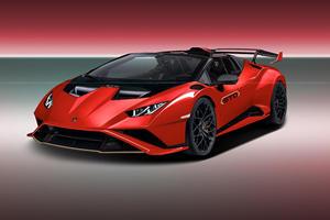 Lamborghini Huracan STO Spyder Will Be One Crazy Convertible