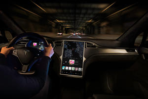 Tesla Discovers Legal Loophole To Get Autopilot Approved