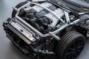Reborn Aston Martin V12 Zagato Enters Production