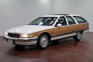 Weekly Treasure: 1993 Buick Roadmaster V8 Wagon